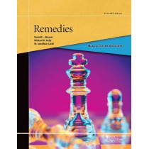Black Letter Outline on Remedies by Russell L. Weaver, 9780314904096