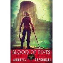 Blood of Elves by Andrzej Sapkowski, 9780316029193