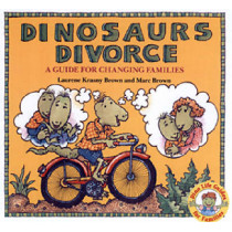Dinosaurs Divorce: A Guide for Changing Families by Laurie Krasny Brown, 9780316109963