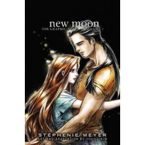 New Moon: The Graphic Novel, Vol. 1 by Youn-Kyung Kim, 9780316217187
