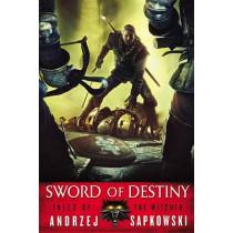 Sword of Destiny by Andrzej Sapkowski, 9780316389709