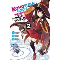 Konosuba: God's Blessing on This Wonderful World!, Vol. 2 (manga) by Natsume Akatsuki, 9780316553322
