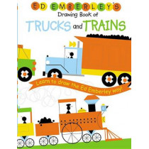 Ed Emberley Drawing Book Trucks and Trains by Ed Emberley, 9780316789677