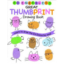 Ed Emberley Thumbprint Drawing Book by Ed Emberley, 9780316789684
