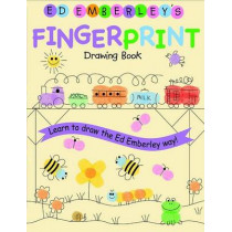 Ed Emberley Fingerprint Drawing Book by Ed Emberley, 9780316789691