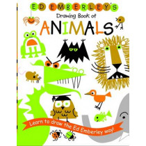 Ed Emberley's Drawing Book Of Animals by Ed Emberley, 9780316789790