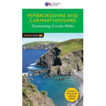 Pembrokeshire & Carmarthenshire: 2017 by Tom Hutton, 9780319090374