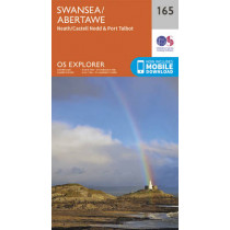 Swansea, Neath and Port Talbot by Ordnance Survey, 9780319243589