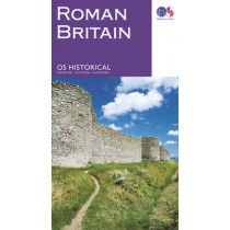Roman Britain by Ordnance Survey, 9780319263259