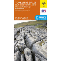 Yorkshire Dales South & Western by Ordnance Survey, 9780319263310