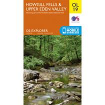 Howgill Fells by Ordnance Survey, 9780319263341