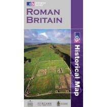 Roman Britain by Ordnance Survey, 9780319290378