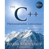 The C++ Programming Language by Bjarne Stroustrup, 9780321563842