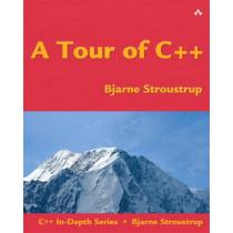 A Tour of C++ by Bjarne Stroustrup, 9780321958310