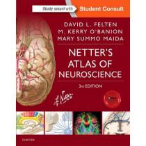 Netter's Atlas of Neuroscience by David Felten, 9780323265119