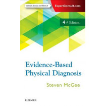 Evidence-Based Physical Diagnosis by Steven McGee, 9780323392761
