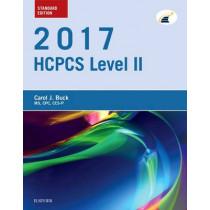 2017 HCPCS Level II Standard Edition by Carol J. Buck, 9780323430746