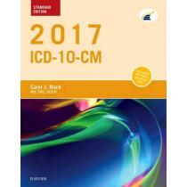 2017 ICD-10-CM Standard Edition by Carol J. Buck, 9780323431194