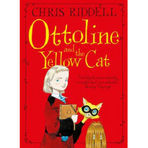 Ottoline and the Yellow Cat by Chris Riddell, 9780330450287