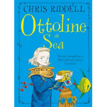 Ottoline at Sea by Chris Riddell, 9780330472012