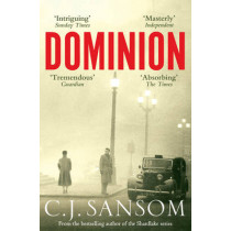 Dominion by C. J. Sansom, 9780330511032