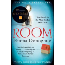 Room by Emma Donoghue, 9780330519021