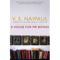 A House for Mr Biswas by V. S. Naipaul, 9780330522892