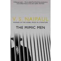The Mimic Men by V. S. Naipaul, 9780330522922