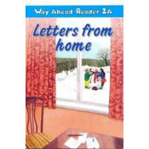 Way Ahead Readers 2a:Letters from Home by Keith Gaines, 9780333674956