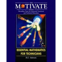 Essential Mathematics for Technicians by Robert C Solomon, 9780333677964