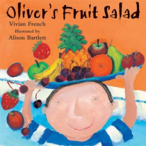Oliver's Fruit Salad by Vivian French, 9780340704530