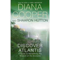 Discover Atlantis by Diana Cooper, 9780340838525