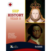 SHP History Year 8 Pupil's Book by Christopher Culpin, 9780340907368