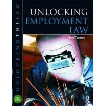 Unlocking Employment Law by Chris Turner, 9780340948330