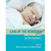 Care of the Newborn by Ten Teachers by Hilary Lumsden, 9780340968413