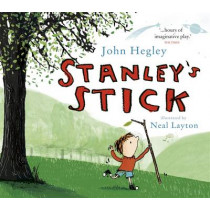 Stanley's Stick by John Hegley, 9780340988190
