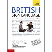 British Sign Language: Teach Yourself: Book and DVD Pack by Paul Redfern, 9780340991329