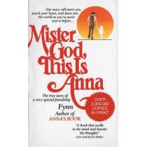 Mister God, This is Anna by Fynn, 9780345327222