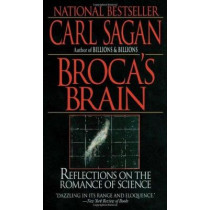 Broca's Brain: Reflections on the Romance of Science by Carl Sagan, 9780345336897