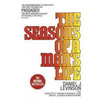 Seasons Of A Mans Lif by Daniel Levinson, 9780345339010