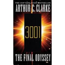 3001, the Final Odyssey by Arthur C. Clark, 9780345423498