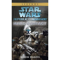 Star Wars: Republic Commando - Hard Contact by Karen Traviss, 9780345478276