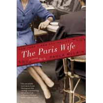The Paris Wife by Paula McLain, 9780345521309