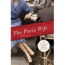 The Paris Wife by Paula McLain, 9780345521316