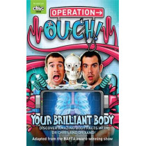 Operation Ouch: Your Brilliant Body: Book 1 by Dr. Chris van Tulleken, 9780349001814