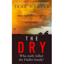 The Dry by Jane Harper, 9780349142111