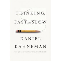 Thinking, Fast and Slow by Daniel Kahneman, 9780374275631