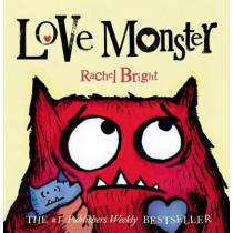 Love Monster by Rachel Bright, 9780374301866