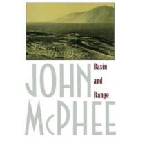 Basin and Range by John A. McPhee, 9780374516901
