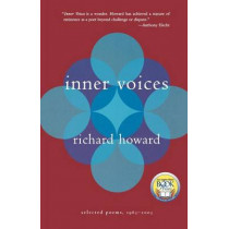 Inner Voices by Richard Howard, 9780374529901